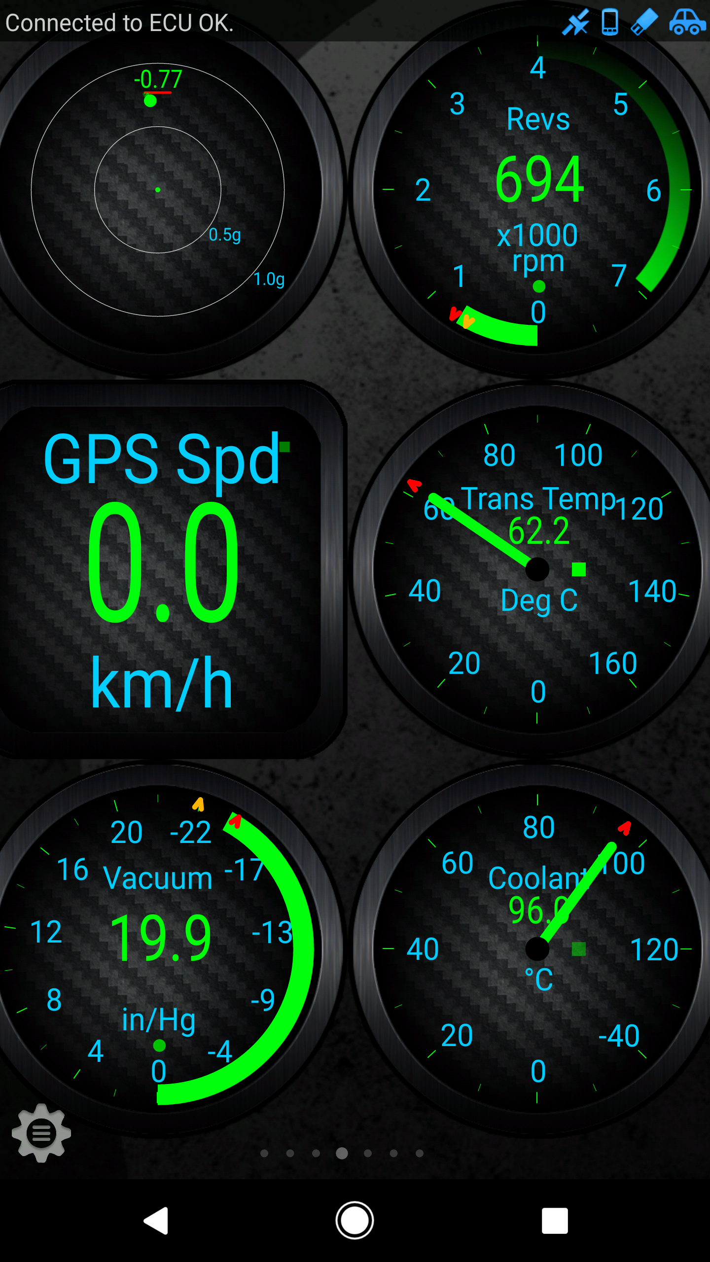 Montoring Trans Temp With Iphone - Page 6 - General Tech - Ford XR6