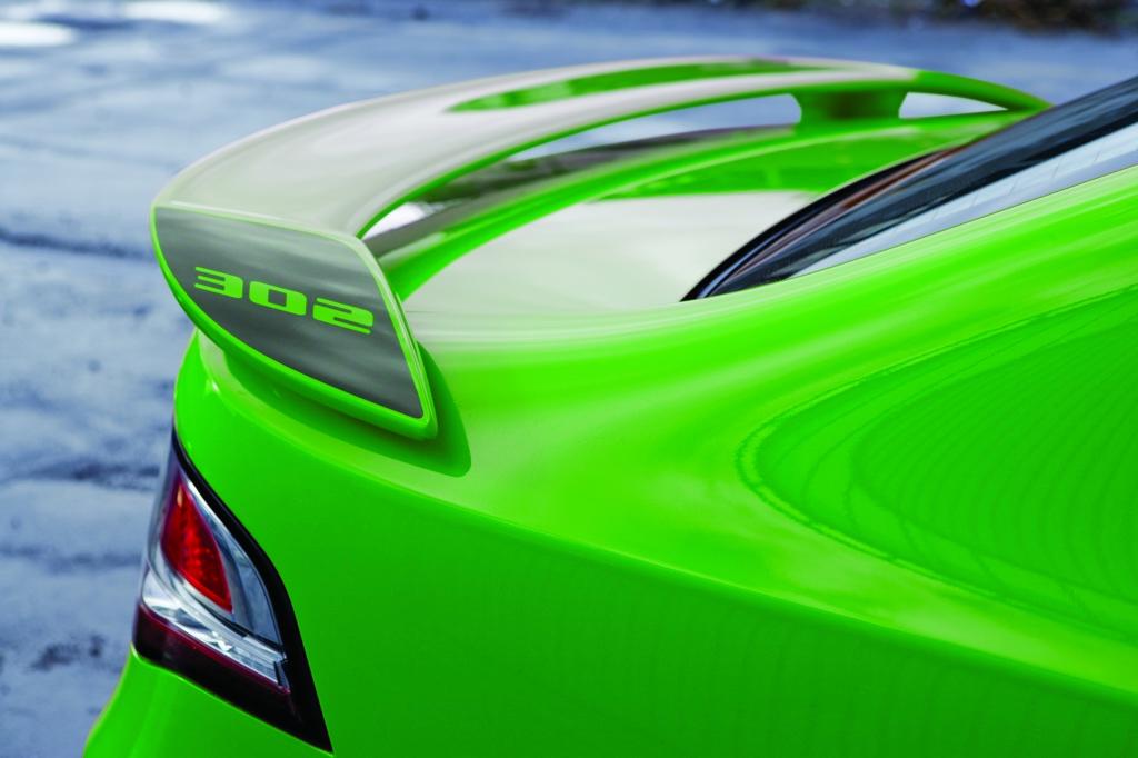 GS Sedan Spoiler