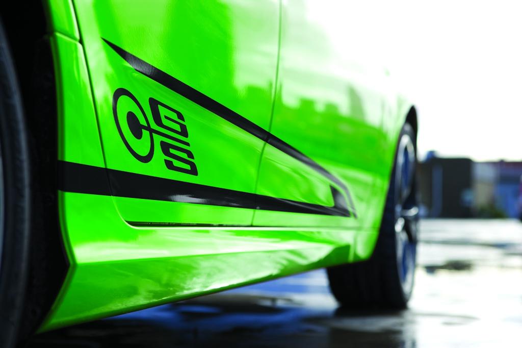 GS Sedan Stripe