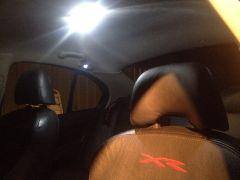 New LED Interior lights