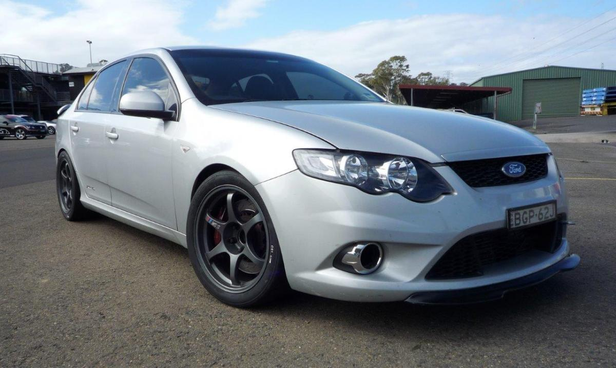Building My Fast Bara Pics Of Members Cars And Modifications Ford Xr6 Turbo Com