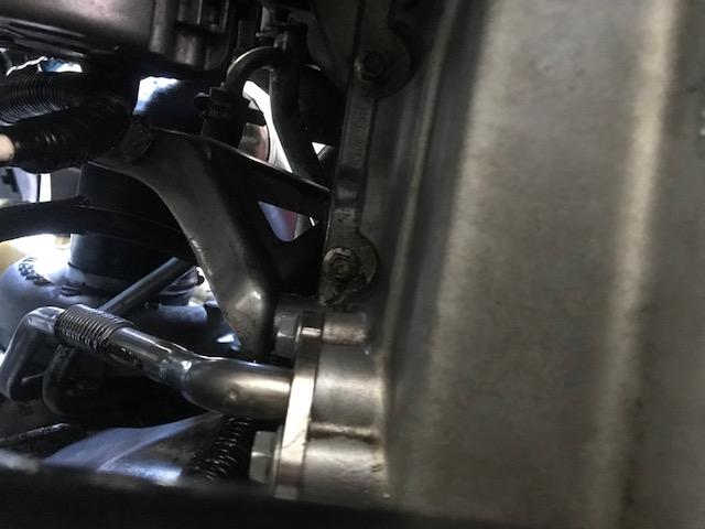 Oil return line leak - Turbo Workshop - Ford XR6 Turbo com